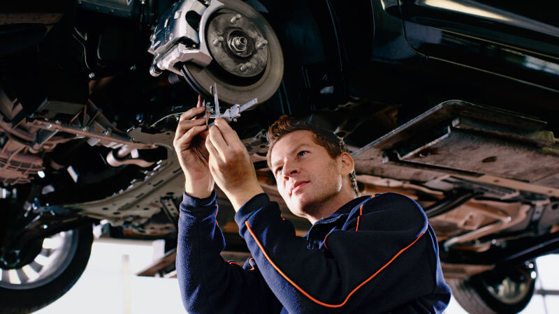 heathfield garage services
